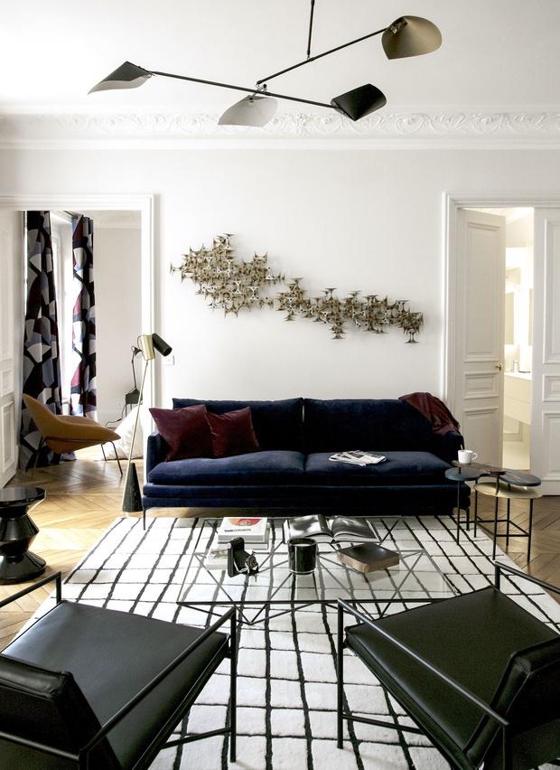 Квартира в бывшем офисе в Париже (фото 6)