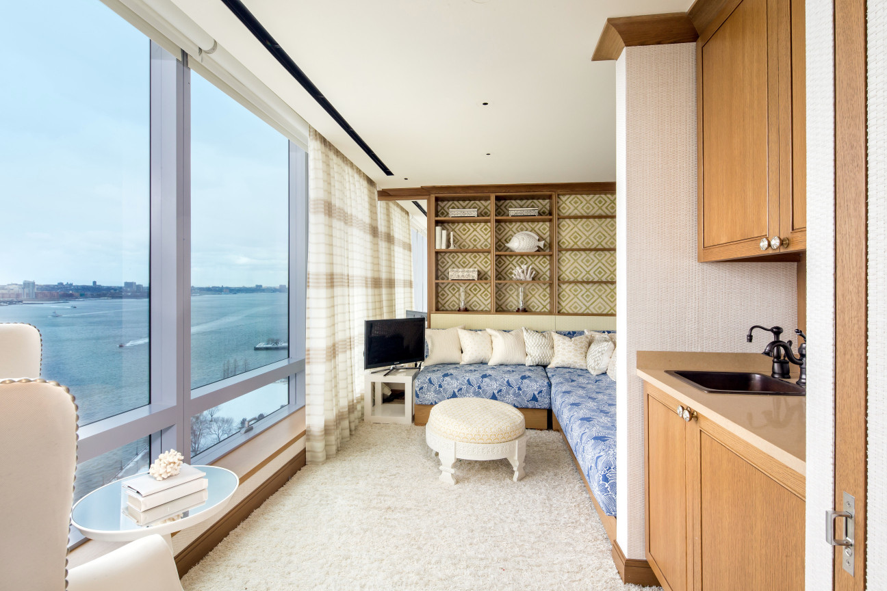 Тайра Бэнкс продает квартиру в Нью-Йорке | галерея [1] фото [5]