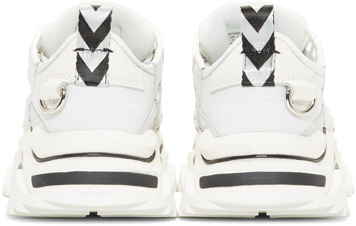 Кроссовки недели: Calvin Klein 205W39NYC White Strike 205 (фото 2)