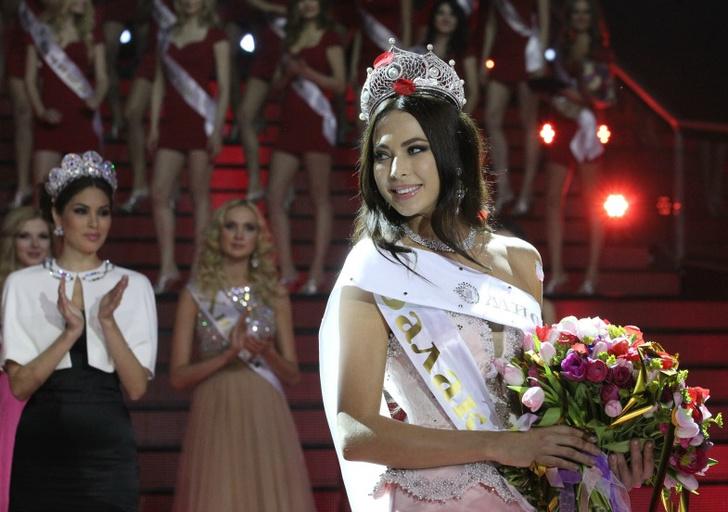 «мисс вселенная» паулина вега выберет самую красивую девушку россии