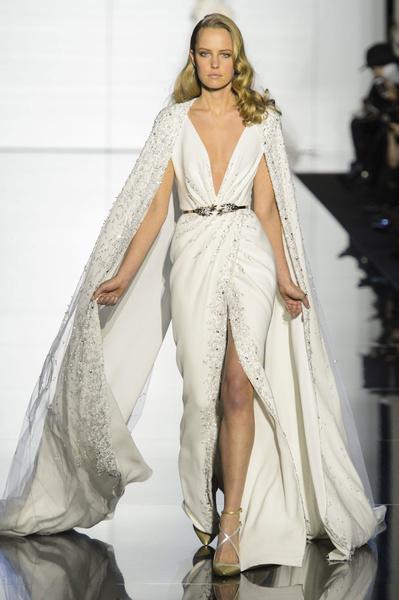Показ Zuhair Murad Haute Couture | галерея [1] фото [27]
