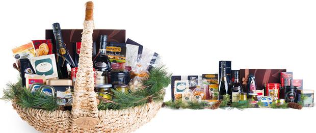 Новогодние праздники с «Азбукой Вкуса»