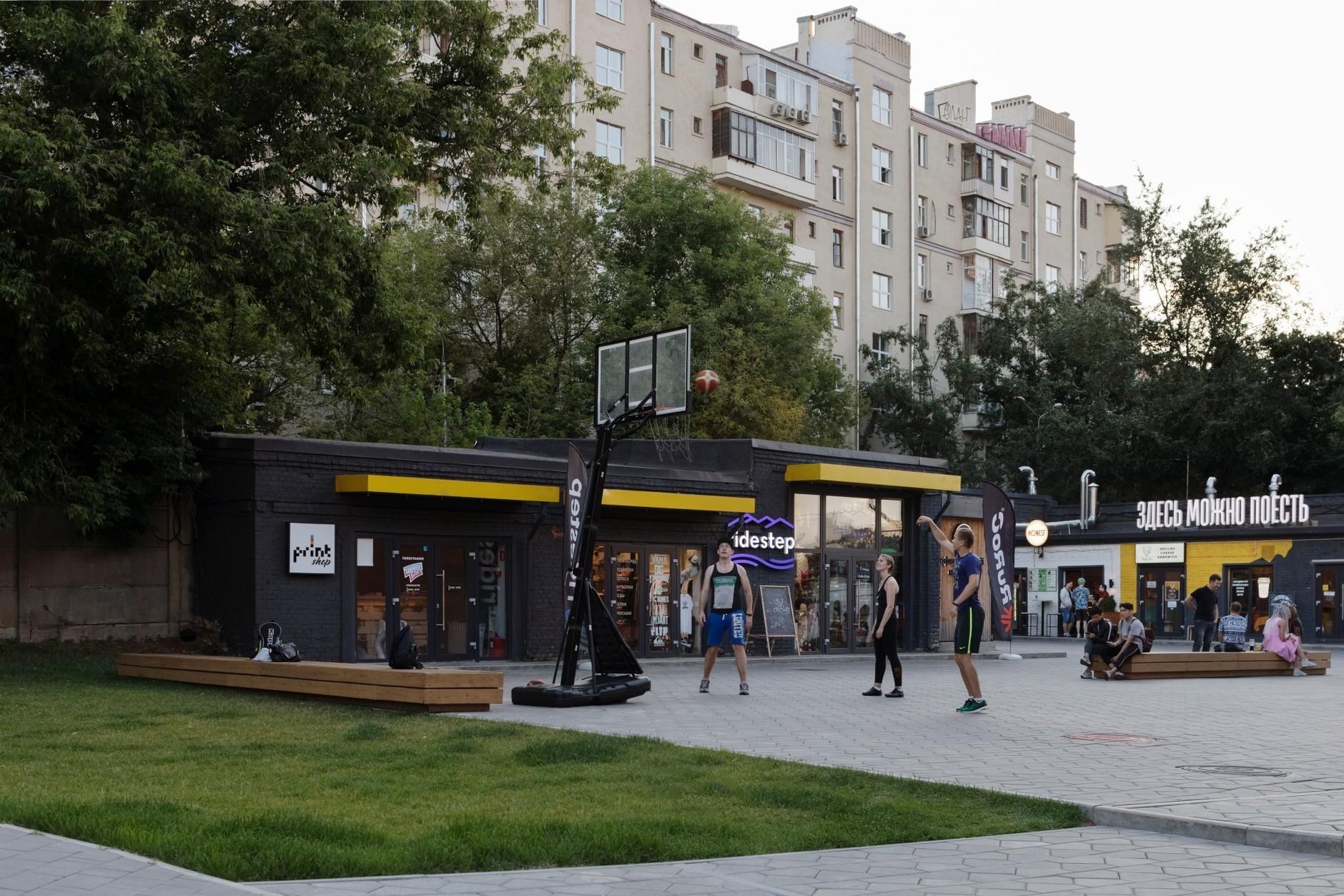 Общественные пространства, в которых мы живем (галерея 14, фото 1)