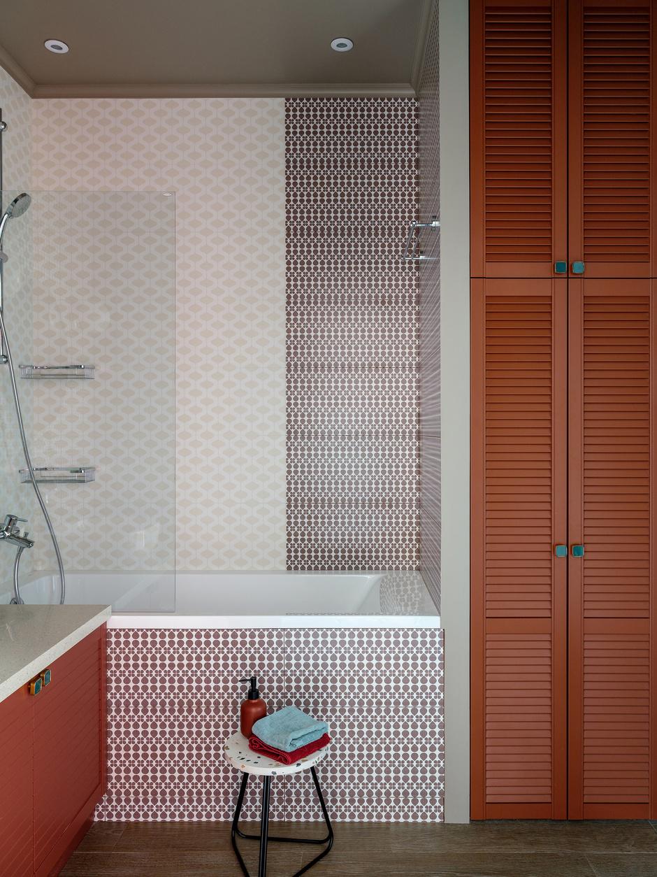 Квартира 90 м²: проект Татьяны Архиповой (фото 13)