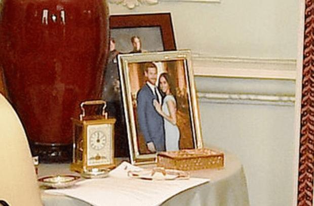 Обнаружено редкое фото Меган Маркл и принца Гарри (фото 4)