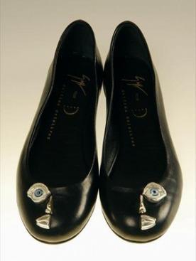 Коллекция обуви от наследницы дома Fendi