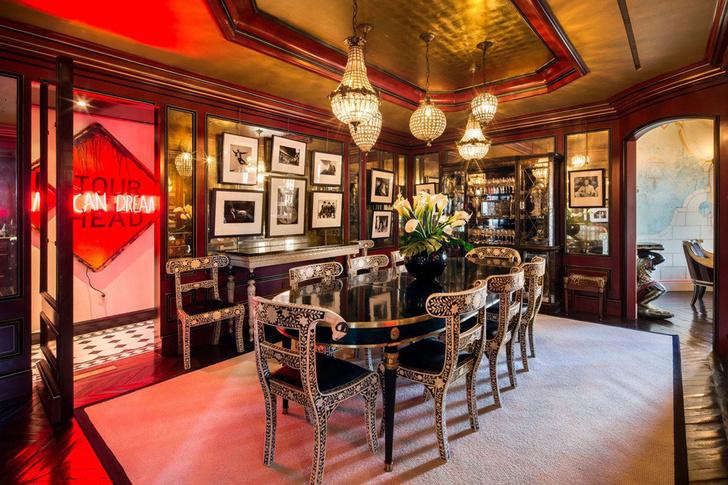 Фэшн-дизайнер Томми Хилфигер продает свой роскошный пентхаус на Манхэттене фото [5]