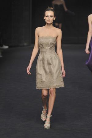 Показы мод Ermanno Scervino Осень-зима 2009-2010 | Подиум на ELLE - Подиум - фото 3175