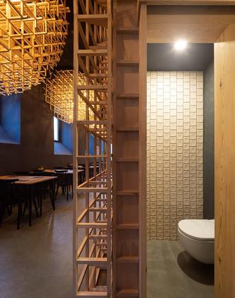 Лапшичная в Лиссабоне по проекту JCFS Architects (фото 9.1)