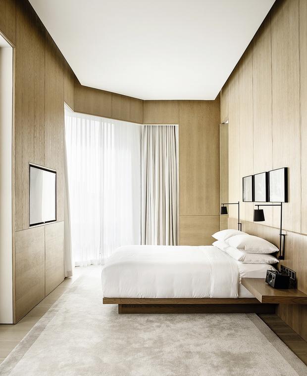 Город в городе: отель Edition в Шанхае (фото 6)