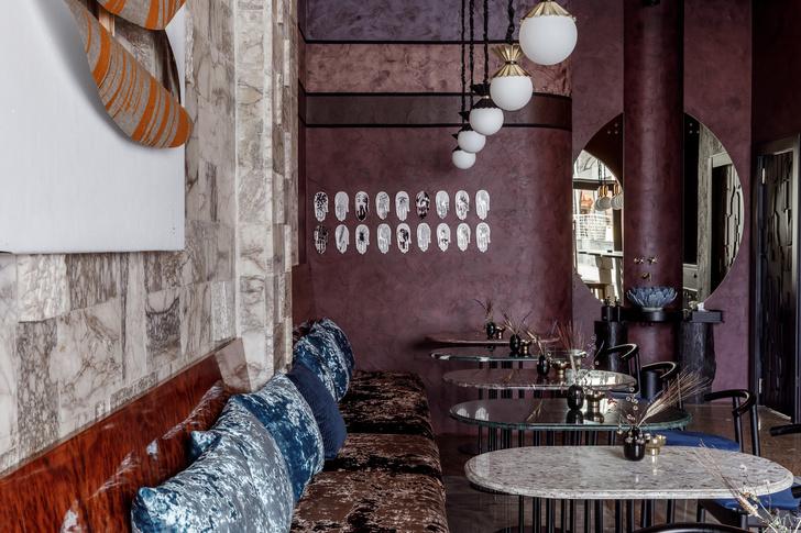 «Хлеб Да Винчи'К»: ресторан с дизайнерским интерьером в Краснодаре (фото 16)