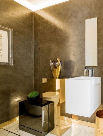 Дом дизайнера Келли Хоппен в Лондоне (фото 16.1)
