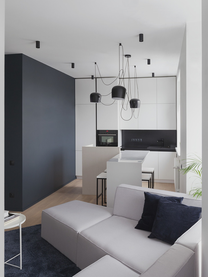 Квартира 72  м²: проект бюро Shkaf Architects (фото 16)