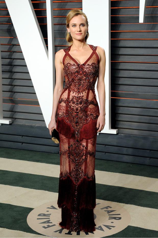 Самые скандальные голые платья афтепати «Оскара-2016» (фото 2)