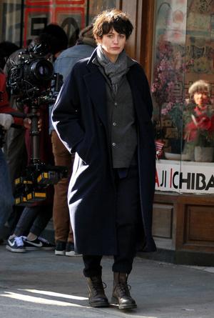 Блейк Лайвли кардинально сменила имидж ради роли (фото 1)