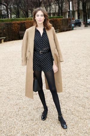 Гости на показе Dior Haute Couture в Музее Родена (фото 15)