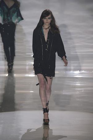 Показы мод Gucci Весна-лето 2009 | Подиум на ELLE - Подиум - фото 3351