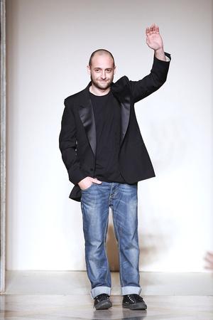 Показ Silvio Betterelli коллекции сезона Осень-зима 2012-2013 года Prêt-à-porter - www.elle.ru - Подиум - фото 365240