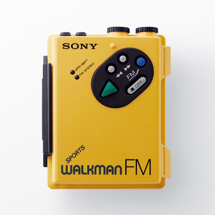 Sony отмечает 40-летие плеера Walkman (фото 3)
