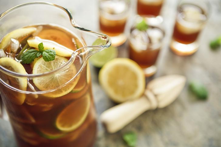 Пора освежиться: 5 рецептов холодного чая (фото 5)
