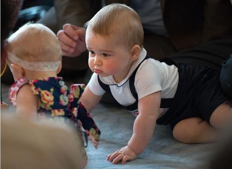 Итоги года 2014: лучшие фото Кейт Миддлтон и принца Уильяма | галерея [2] фото [2]