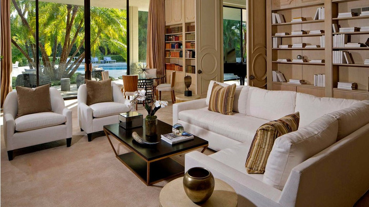 Фронтмен Maroon 5 Адам Левин продает два роскошных дома в Лос-Анжелесе фото [10]