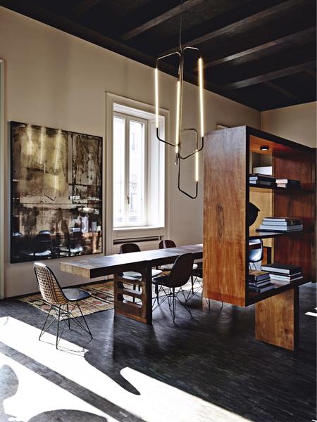 Лучшие интерьеры квартир 2014: вспомнить всё!   галерея [3] фото [8]