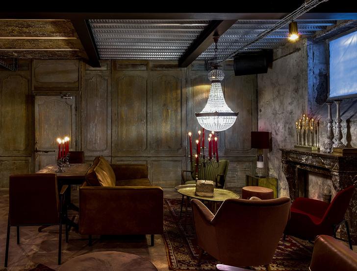 Парижский ресторан Jacopo – проект Натальи Белоноговой (фото 18)