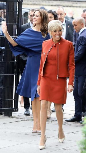 От Меган Маркл до Шейхи Моза: самые модные женщины-политики (фото 18)