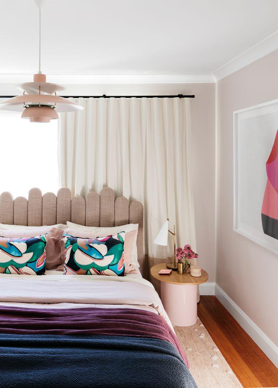 Кровати с необычными изголовьями: 15 примеров (галерея 0, фото 1)