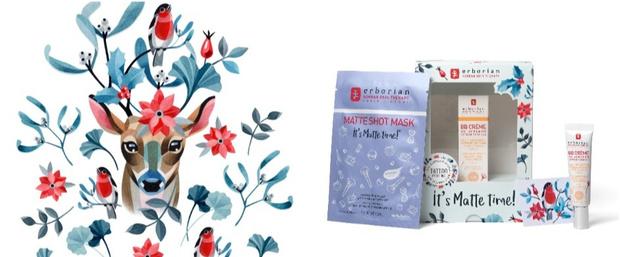 Идеи подарков на Новый год: наборы макияжа Erborian х Sasha Unisex (фото 4)
