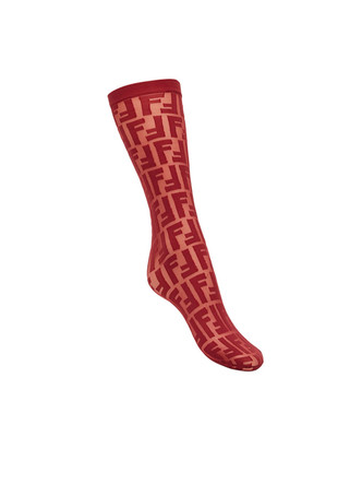 Микротренд: кроссовки + прозрачные носки (фото 3.2)