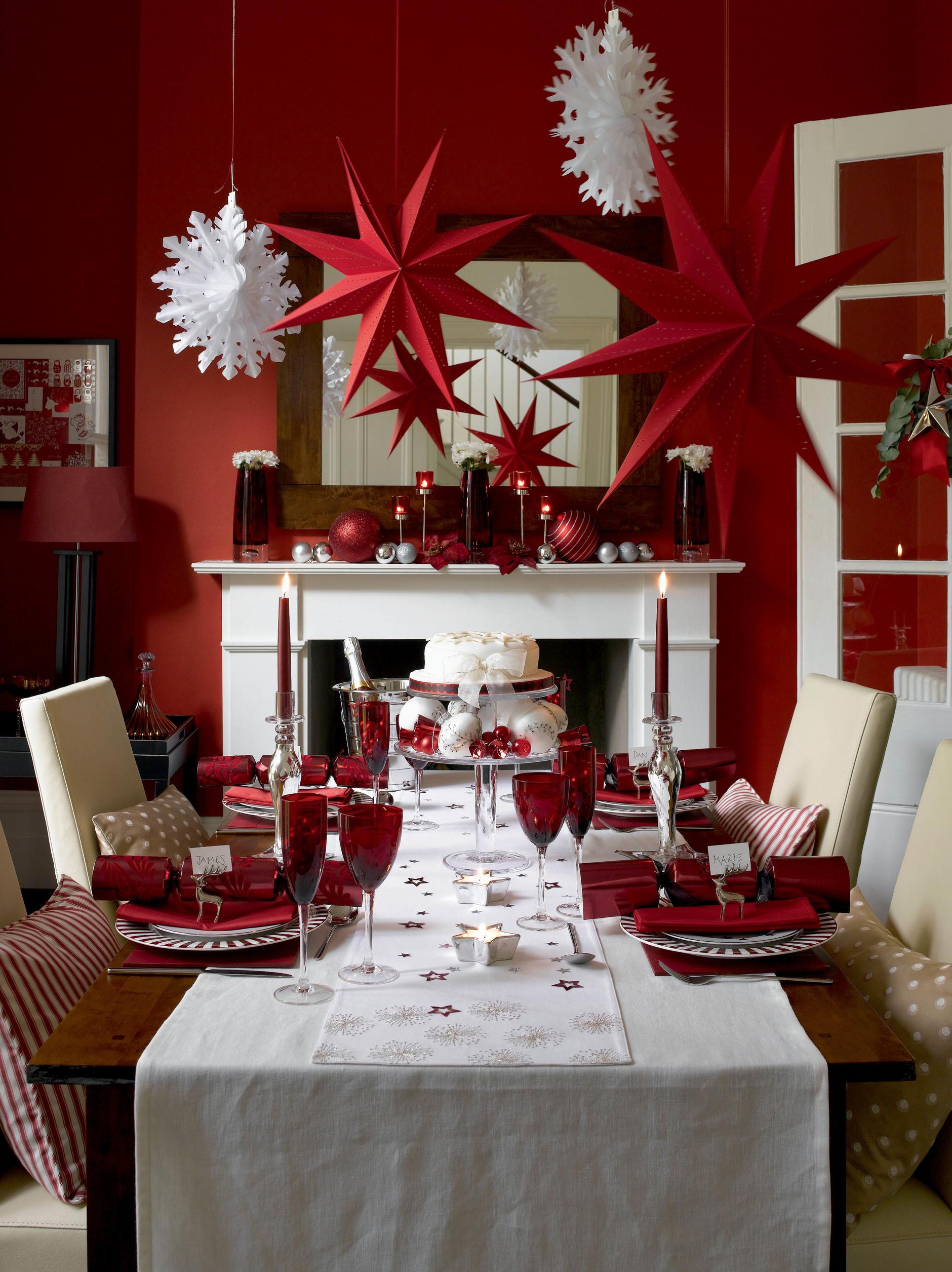 Рождество у камина: 10 идей праздничного декора (галерея 0, фото 0)