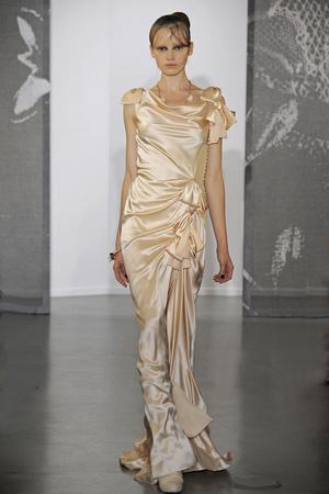 Показы мод Nina Ricci Весна-лето 2010 | Подиум на ELLE - Подиум - фото 2903