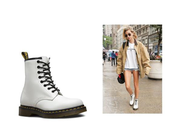 Почему самые стильные девушки носят ботинки Dr. Martens? (фото 2)