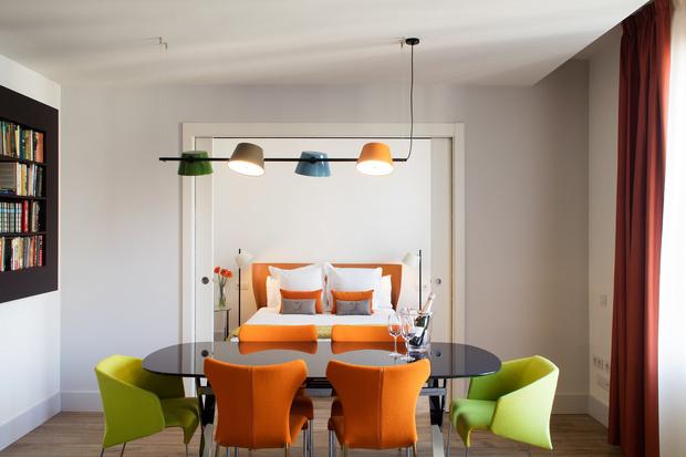 Апартаменты 87 кв. м в Барселоне фото [6]