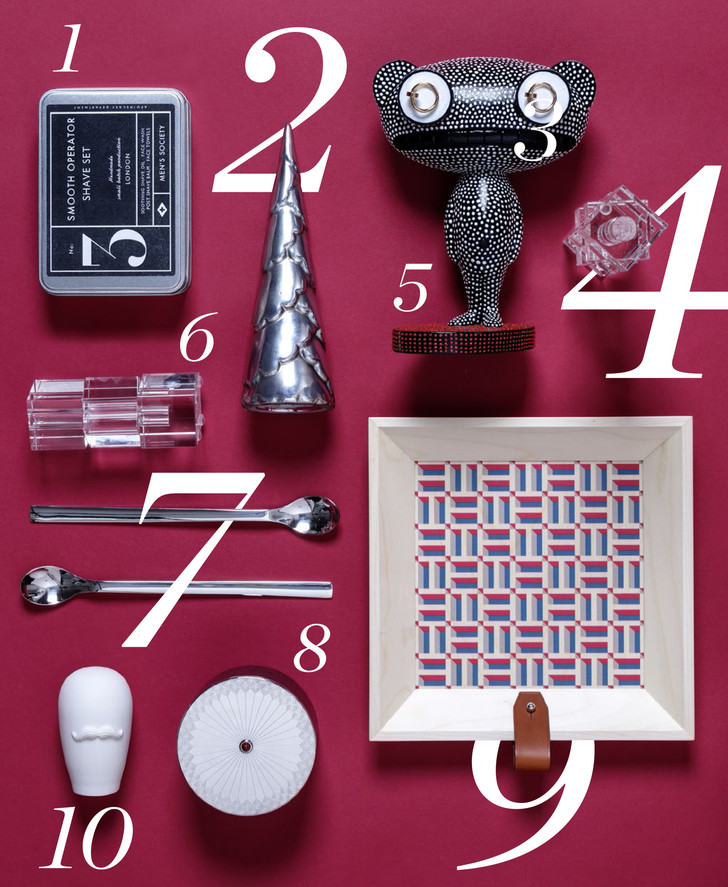 ELLE Decoration шоппинг: подарки (фото 3)