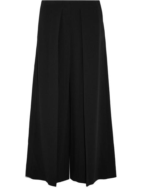 Кому подходят брюки-кюлоты, с чем носить кюлоты осенью и зимой | Elle.ru | галерея [1] фото [5]