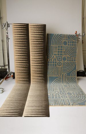 Welcome to LA: новые ковры Келли Уэстлер для The Rug Company (фото 7.2)