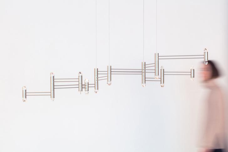 Высший свет: авторские лампы от Бэк Бриттен (фото 0)