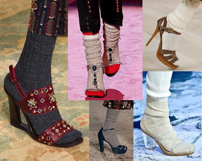 Модные сапоги осень зима 2015 2016