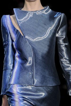 Показ Giorgio Armani Privé коллекции сезона Весна-лето 2011 года Haute couture - www.elle.ru - Подиум - фото 215611