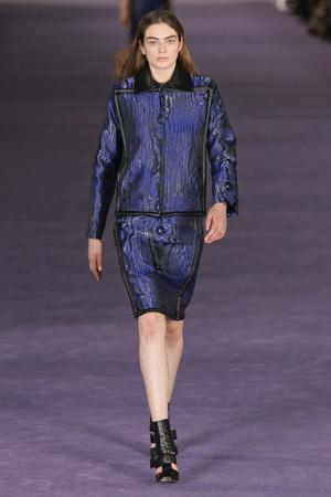 Показы мод Christopher Kane Осень-зима 2012-2013 | Подиум на ELLE - Подиум - фото 1562