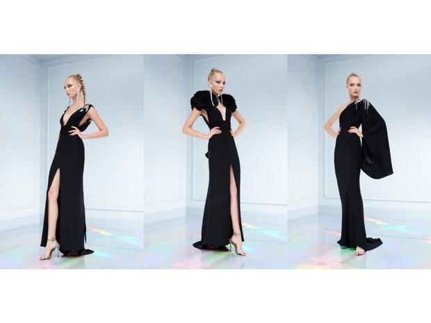 Maison Bohemique представил лукбук коллекции couture осень-зима 18/19 (фото 26)