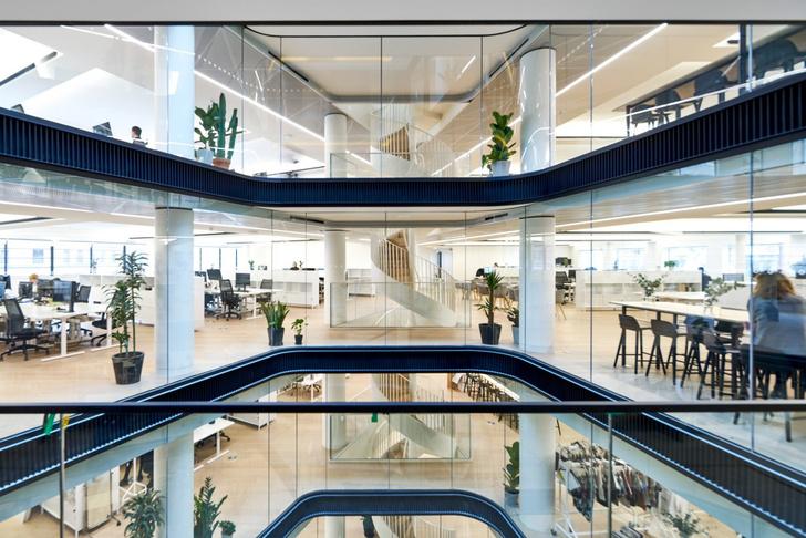 Офис для fashion-бренда COS от архбюро Orms (фото 3)