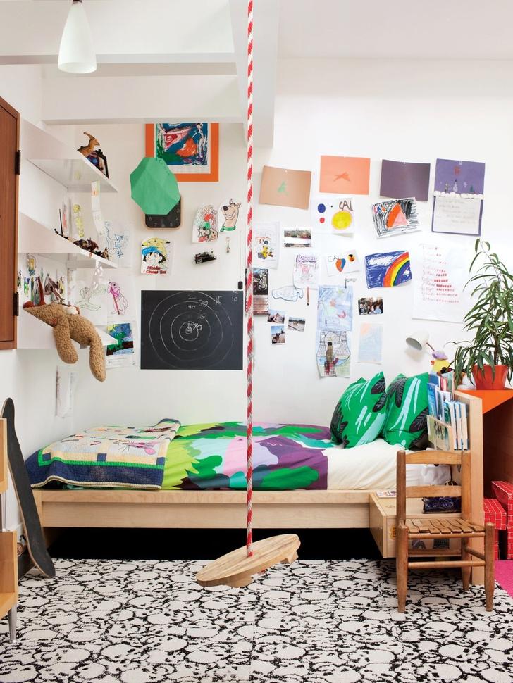 Как обустроить идеальную детскую комнату: 3 главных правила (фото 4)