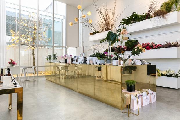 Флористические магазины (фото 1)