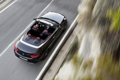 Mercedes представили новые купе и кабриолет C-класса (галерея 3, фото 0)