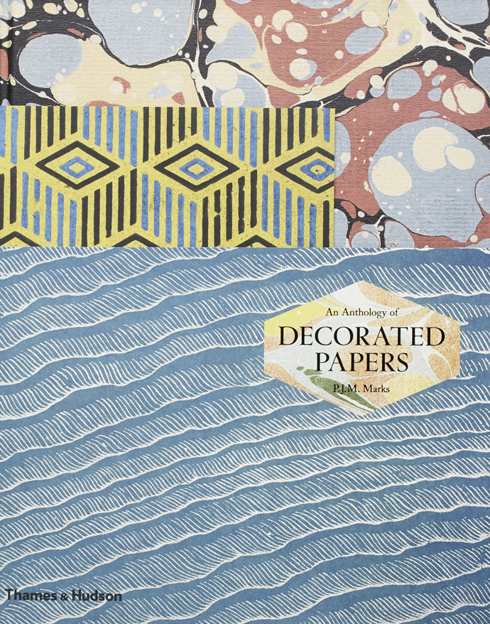 An Anthology of Decorated Papers: A Sourcebook for Designers. P. J. M. Marks.