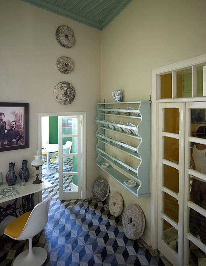 Средиземноморский стиль в интерьере: декор, советы | галерея [2] фото [4]